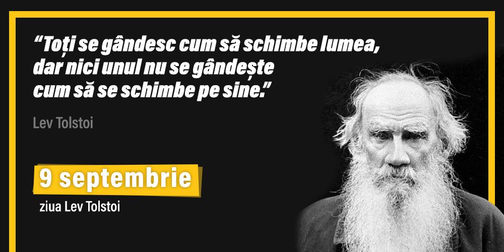 Ziua Lev Tolstoi