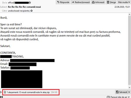 phishing prin email